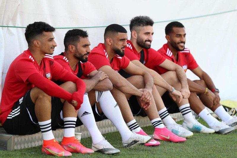 Van Marwijk 'kích hoạt' tuyển UAE - ảnh 6