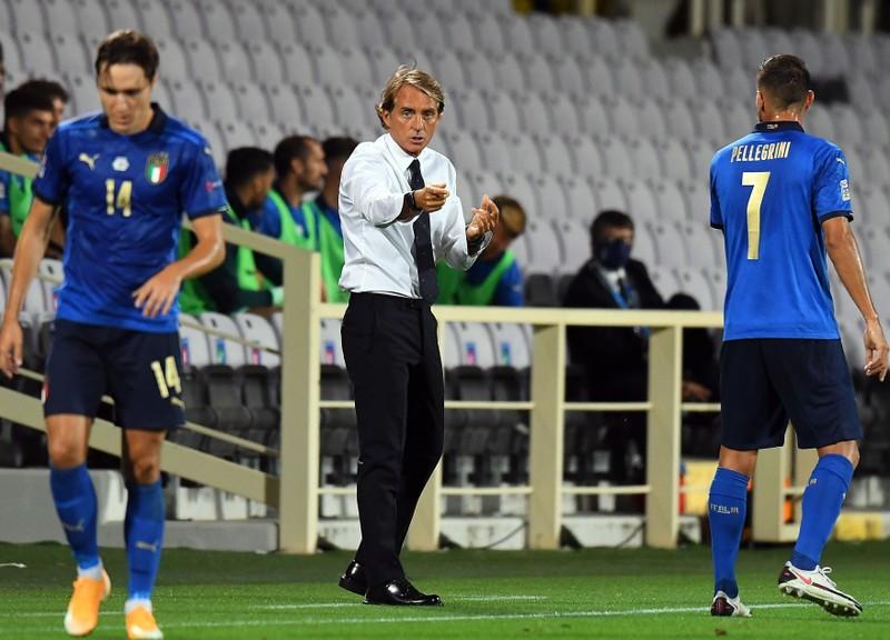 Danh sách tuyển Ý sau bản hợp đồng mới của Mancini - ảnh 1