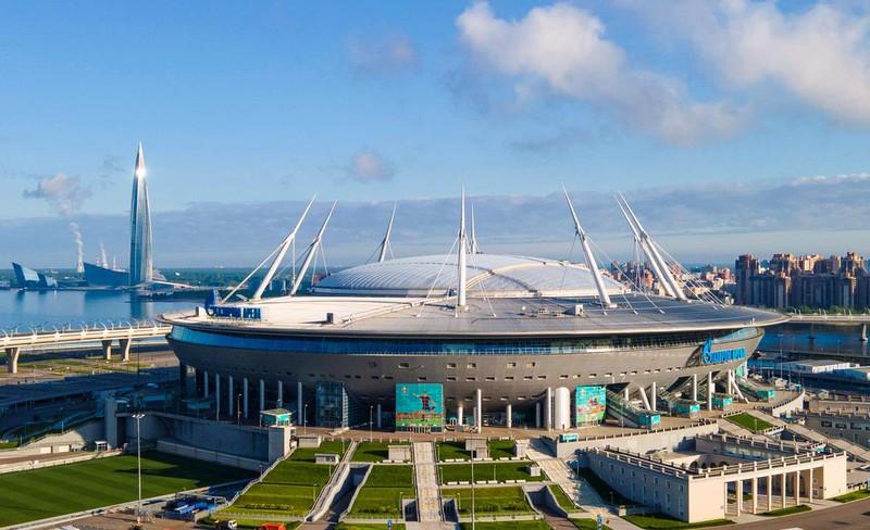 Du lịch đến 11 kiệt tác sân bóng Euro 2020 - ảnh 1