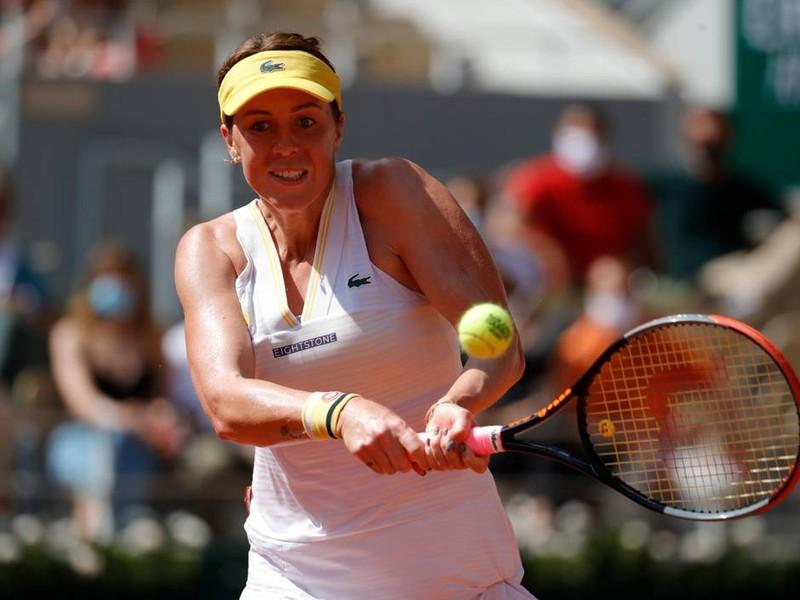 Hai tay vợt nữ lần đầu vào chung kết Roland Garros - ảnh 2