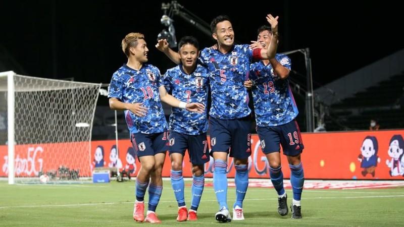 Tiền vệ của Getafe ghi bàn giúp Nhật thắng Nam Phi - ảnh 1
