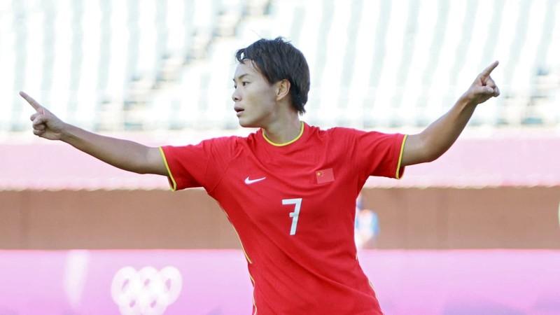 Vương Song giúp Trung Quốc hòa 'trối chết' với đội vô danh - ảnh 1
