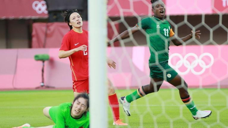 Vương Song giúp Trung Quốc hòa 'trối chết' với đội vô danh - ảnh 2