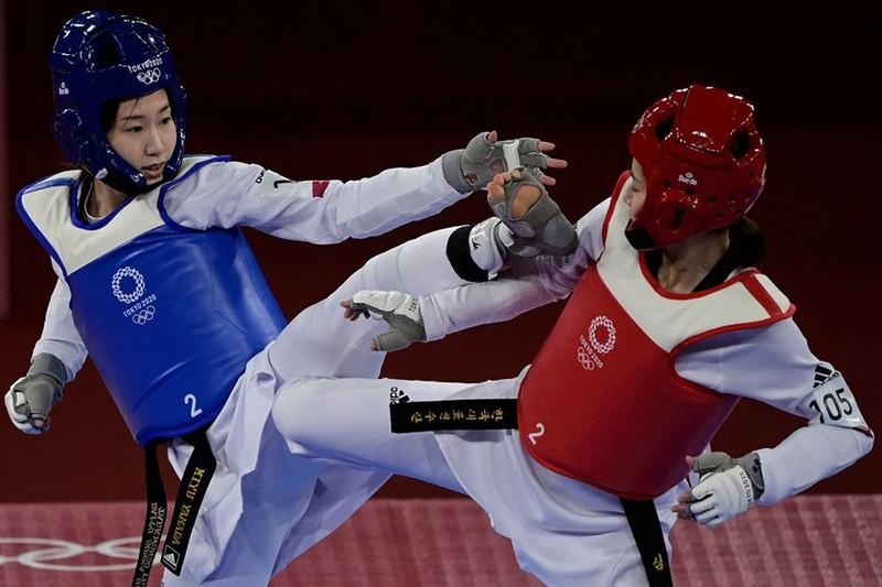 Thua đối thủ Thái Lan, Kim Tuyền dừng bước ở Olympic - ảnh 1