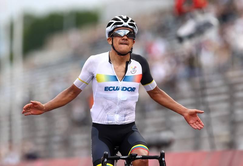 Những HCV ngày thi đấu Olympic qua hình ảnh - ảnh 5