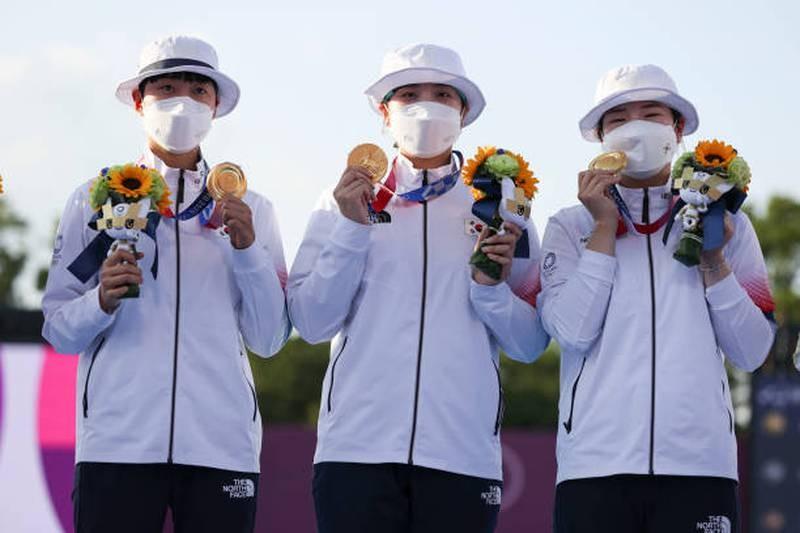 Những nhà vô địch Olympic Tokyo qua ảnh - ảnh 10