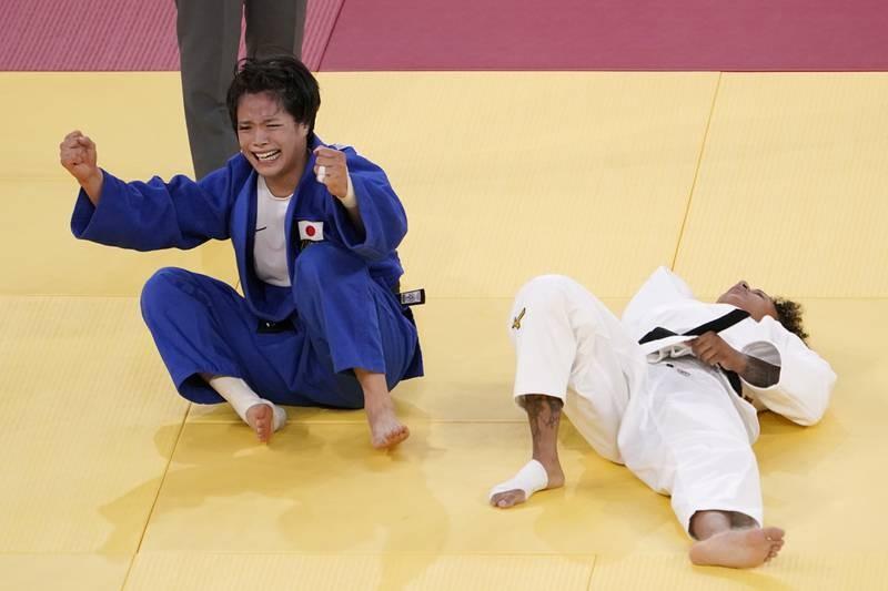 Những nhà vô địch Olympic Tokyo qua ảnh - ảnh 11