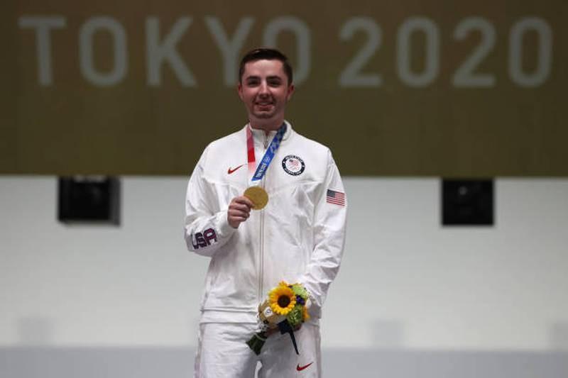 Những nhà vô địch Olympic Tokyo qua ảnh - ảnh 12