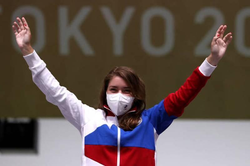 Những nhà vô địch Olympic Tokyo qua ảnh - ảnh 6