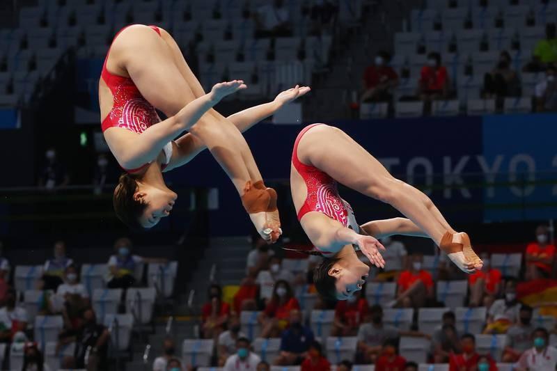 Những nhà vô địch Olympic Tokyo qua ảnh - ảnh 7