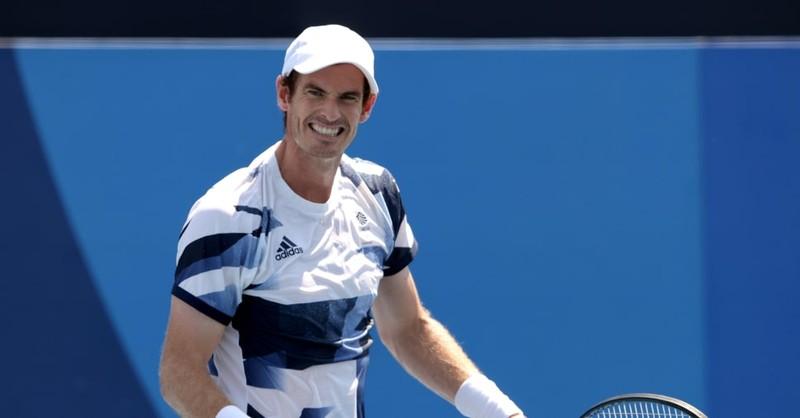 Andy Murray tự biến mình thành cựu vô địch Olympic - ảnh 1