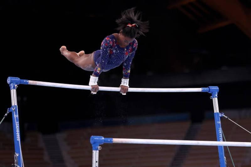 Simon Biles trở thành huyền thoại Olympic - ảnh 1