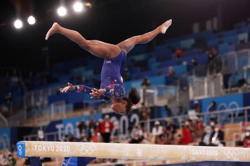Simon Biles trở thành huyền thoại Olympic - ảnh 2