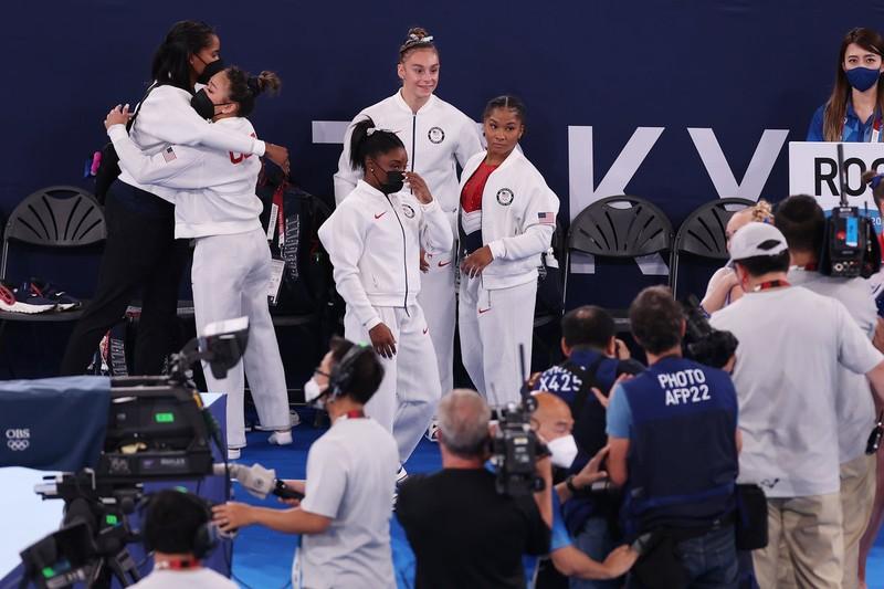Hình ảnh gây xao động Olympic - ảnh 3