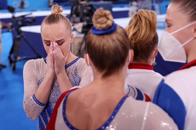 Hình ảnh gây xao động Olympic - ảnh 4