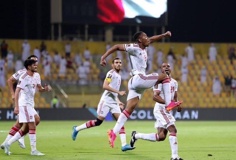 UAE không nói nhiều, chuẩn bị đánh chiếm vị trí 3 bảng A - ảnh 2