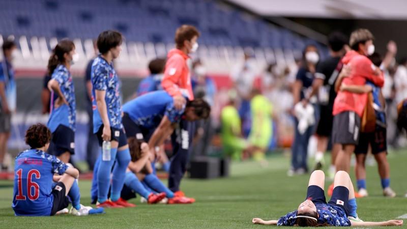 Sam Kerr hóa người hùng của Úc, Nhật Bản chia tay Olympic - ảnh 4