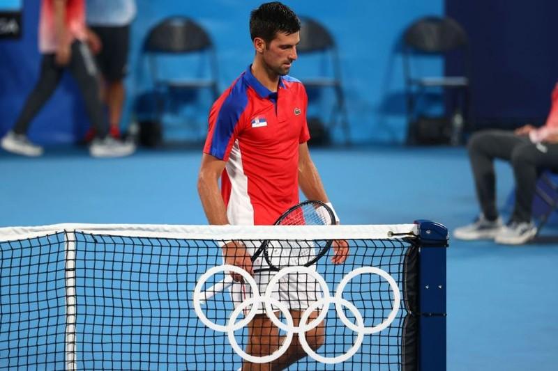 Djokovic tan giấc mộng vàng - ảnh 2