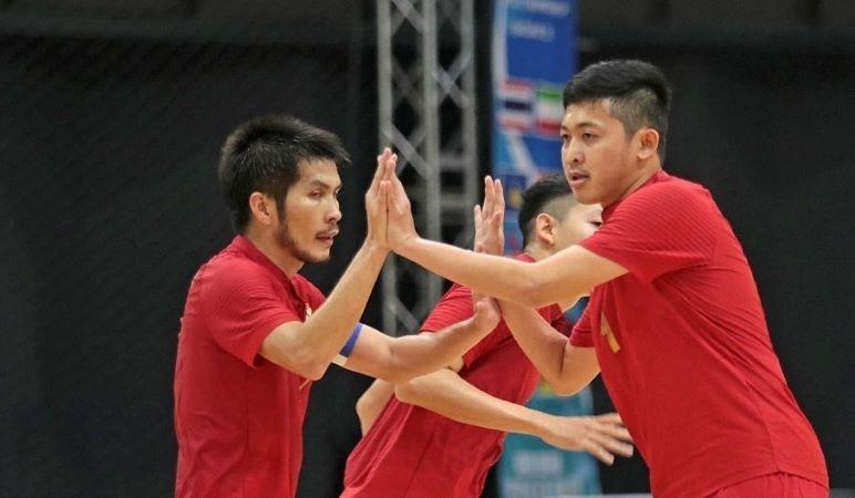 Thái Lan thua Iran 1-5 ở trận chung kết - ảnh 1