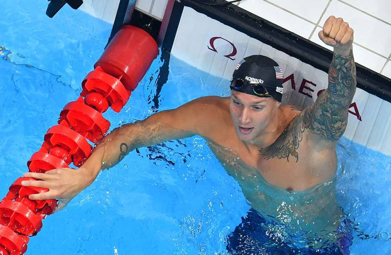 Những nhà vô địch và kỷ lục lục gia Olympic qua một đêm... - ảnh 12