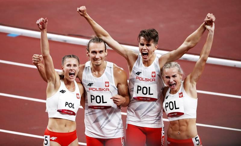 Những nhà vô địch và kỷ lục lục gia Olympic qua một đêm... - ảnh 4