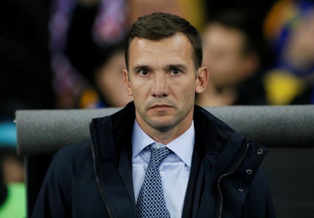 Shevchenko bất ngờ chia tay tuyển Ukraina - ảnh 1