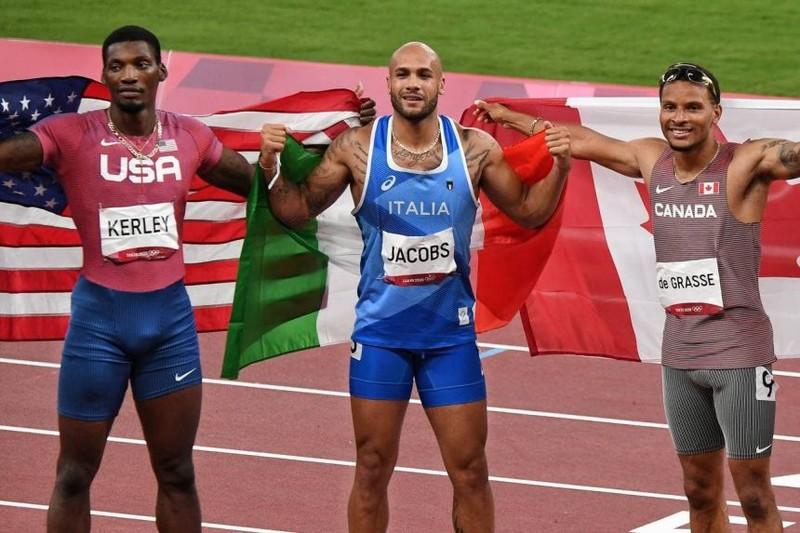 'Giải phẫu gene'  nhà vô địch 100m người Ý - ảnh 1