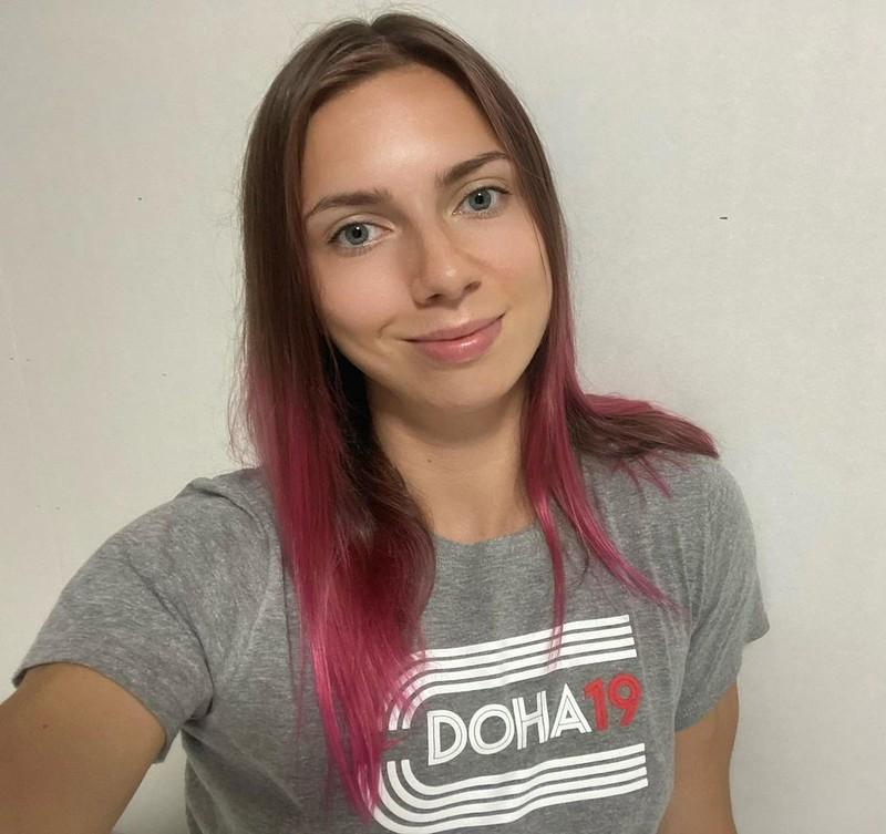 Krytsina Tomonouskaya giải thích việc bị ép ra sân bay về nước - ảnh 1