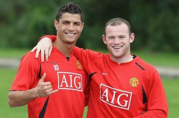 Thầy Rooney 'sắp xếp' cho Ronaldo đá trung phong - ảnh 1