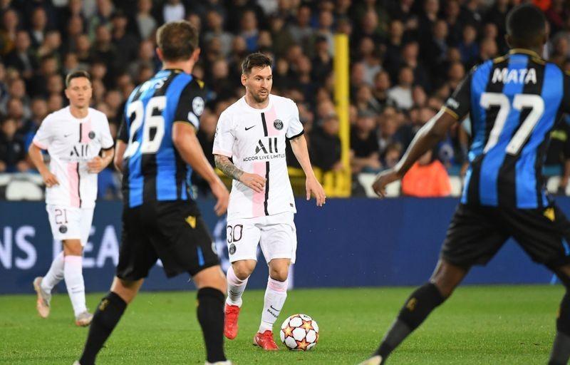 HLV của Brugge nói gì khi hòa 'đội tuyển thế giới'? - ảnh 2