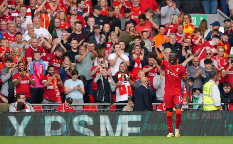 Sadio Mane vào 'CLB 18/100' của Liverpool - ảnh 1
