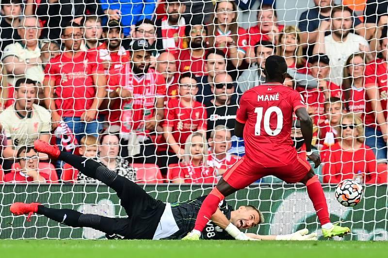 Sadio Mane vào 'CLB 18/100' của Liverpool - ảnh 2