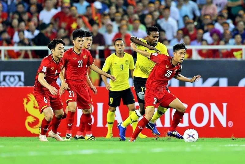 Việt Nam cùng bảng B với Malaysia, Indonesia ở AFF Cup - ảnh 1