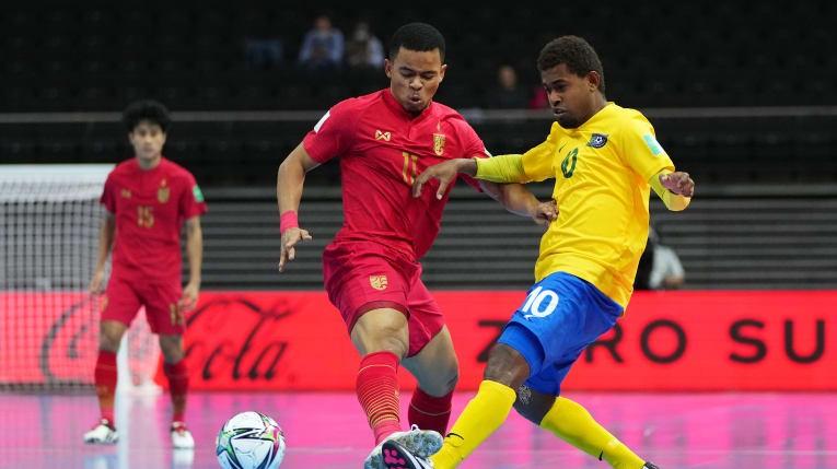 Thái Lan khó hoàn thành mục tiêu trước Kazakhstan - ảnh 1