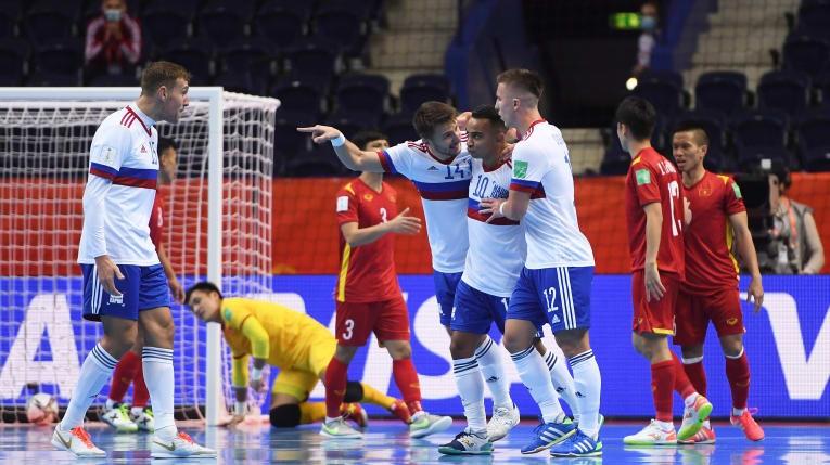 Morocco là đội thứ hai ghi danh vào tứ kết - ảnh 1