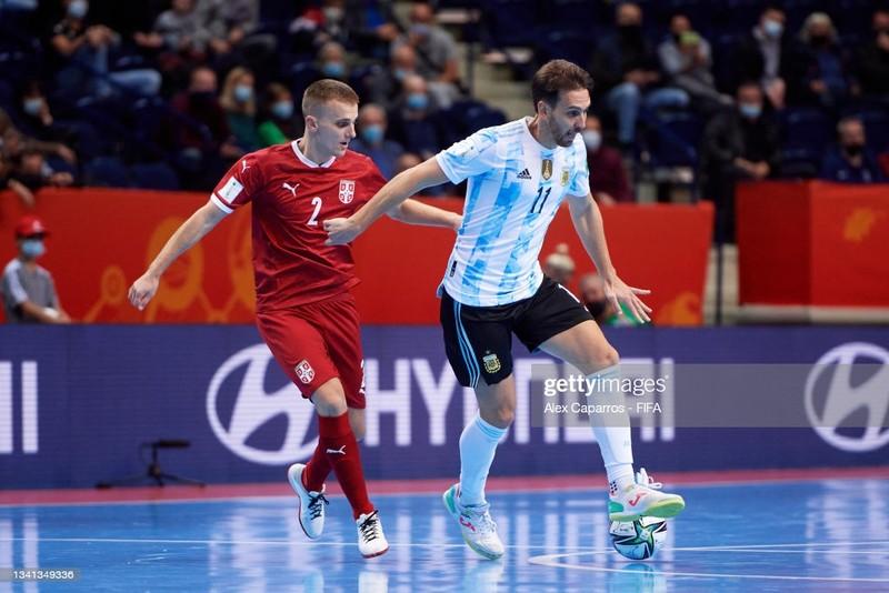 Chung kết sớm Nga – Argentina - ảnh 1