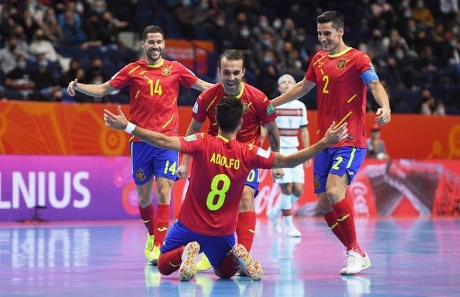 Bồ Đào Nha ngược dòng đánh bại Tây Ban Nha vào bán kết - ảnh 1
