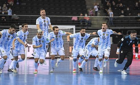 Argentina thành cựu vô địch? - ảnh 2