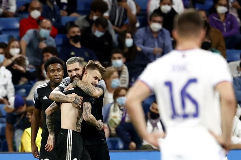 Kẻ vô danh Đông Âu 'làm nhục' Real Madrid - ảnh 1