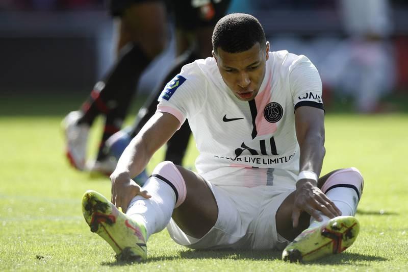 Chùm ảnh 'tuyển thế giới' PSG  thua muối mặt ở Rennes - ảnh 3