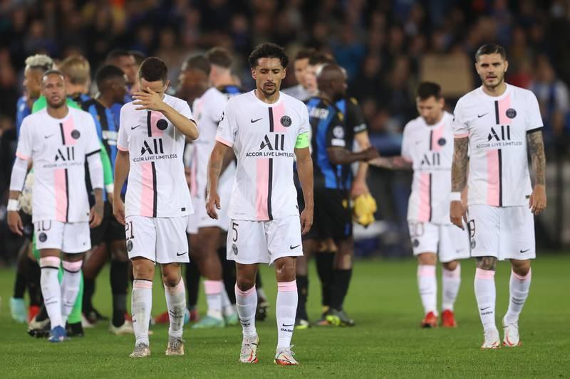 Chùm ảnh 'tuyển thế giới' PSG  thua muối mặt ở Rennes - ảnh 1
