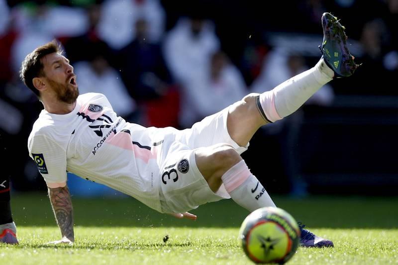 Chùm ảnh 'tuyển thế giới' PSG  thua muối mặt ở Rennes - ảnh 8