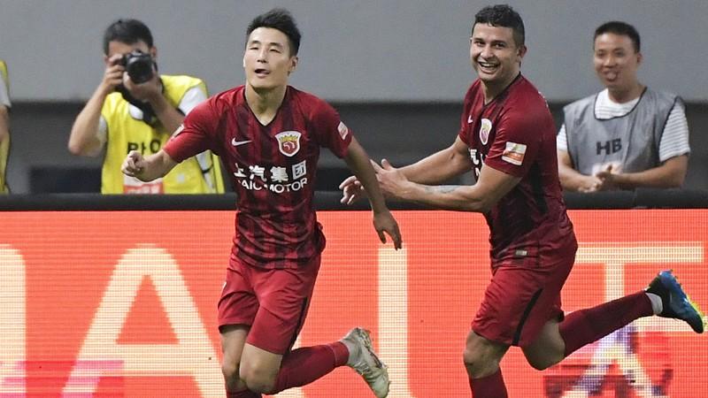 Bộ đôi Espanyol - Brazil của tuyển Trung Quốc chưa ghi bàn trong 180 phút - ảnh 2