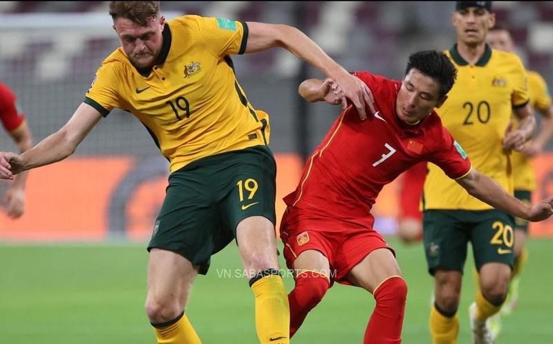 Bộ đôi Espanyol - Brazil của tuyển Trung Quốc chưa ghi bàn trong 180 phút - ảnh 1