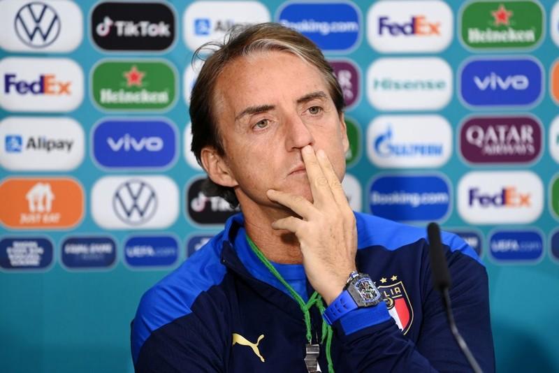 Ý - Tây Ban Nha: Mancini muốn bất bại đến World Cup 2022 - ảnh 1