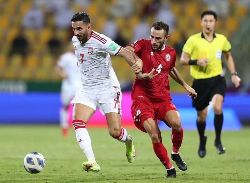 """UAE tiến bộ, nhưng Marwijk cứ phải làm """"vú em"""" - ảnh 2"""