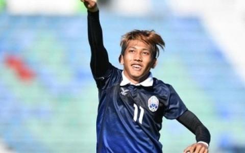 'Messi Cam' ghi bàn, Campuchia đặt một chân vào vòng trong - ảnh 1