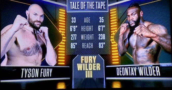 Chùm ảnh ấn tượng Tyson hạ Knock-out Wilder - ảnh 1