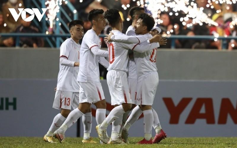 Trận giao hữu của U-23 Việt Nam có nhiều tiểu xảo - ảnh 2