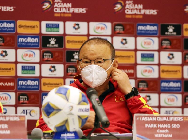 Đối trọng của thầy Park phân tích 'trận cầu 6 điểm' - ảnh 1